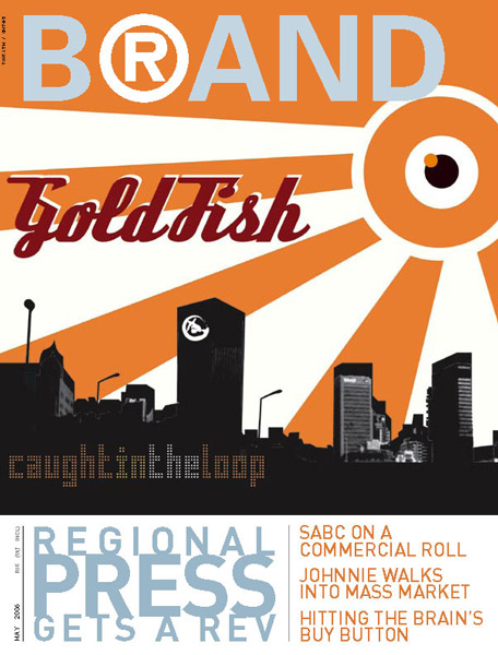 Goldfish Brand Cover