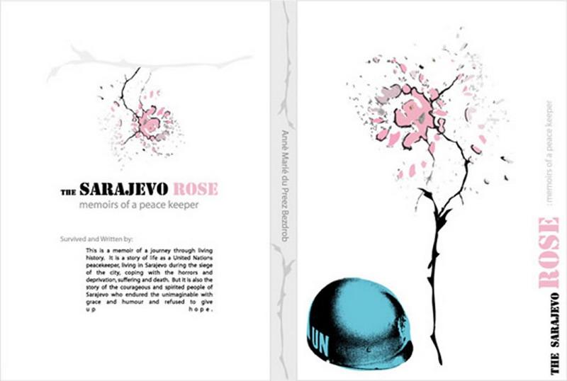 Sarajevo Rose Book Cover 02